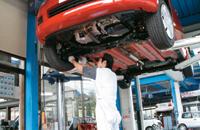 2.車検整備項目点検