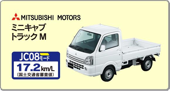 三菱モータース ミニキャップ トラック M